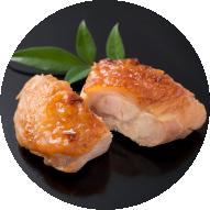 鶏もも肉照焼